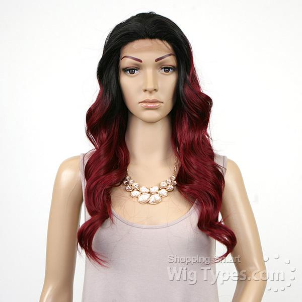 Lace Front Wig Zenn Ht