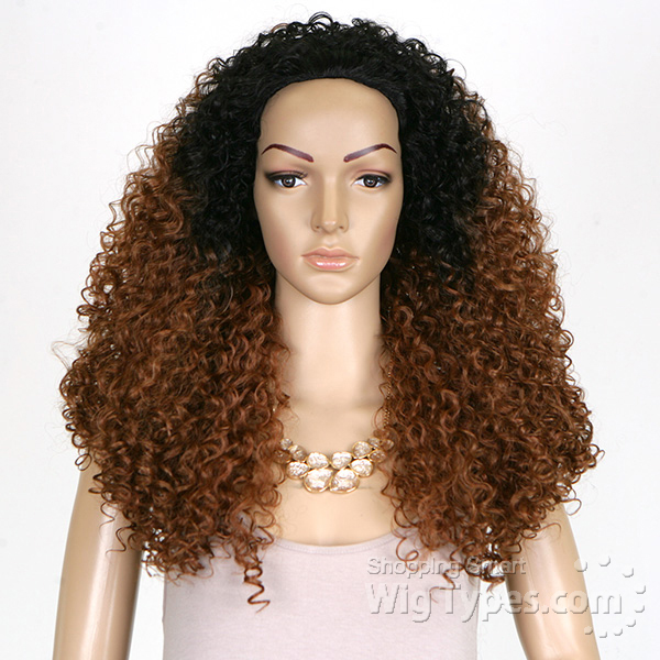 Outre Synthetic Half Wig Quick Weave - BATIK DOMINICAN CURLY BUNDLE ... f057800d7