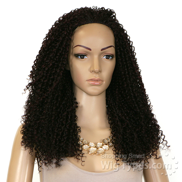 Outre Synthetic Half Wig Quick Weave Brazilian Boutique Curly