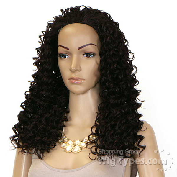 Outre Synthetic Half Wig Quick Weave Brazilian Boutique Deep