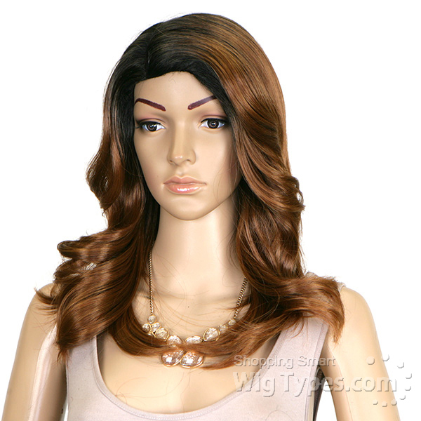 OUTRE SYNTHETIC HAIR HALF WIG QUICK WEAVE COMPLETE CAP