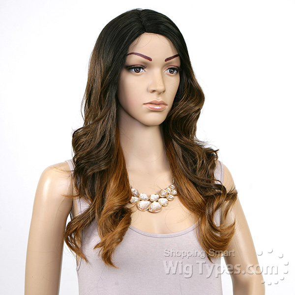 Outre Synthetic Full Cap Wig Quick Weave Complete Cap - DANIELLE