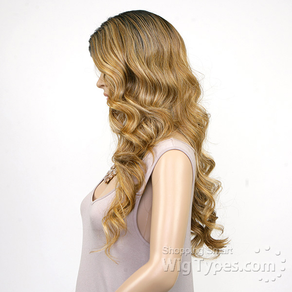 Outre Synthetic Full Cap Wig Quick Weave Complete Cap - SASSY CUT