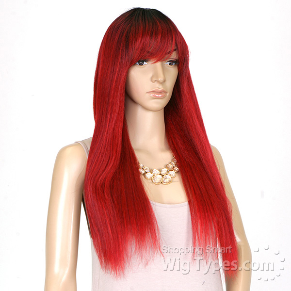 Outre Synthetic Wig Quick Weave Eco Wig Ariel Futura Wigtypes