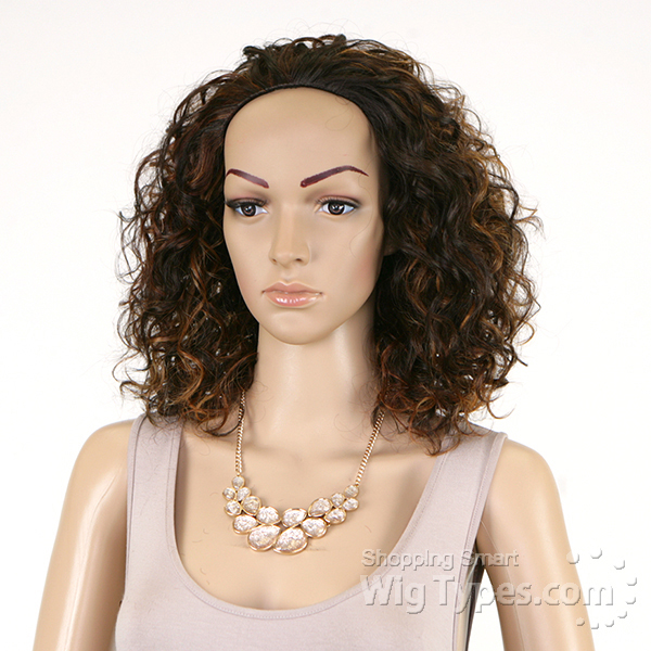 Outre Synthetic Half Wig Quick Weave Up Do U Oprah