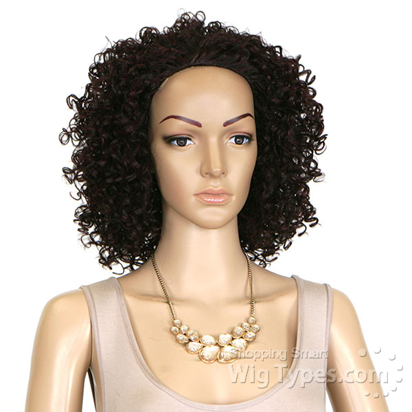 Outre Synthetic Half Wig Quick Weave UP DO U - PENNY (futura). QW UP DO U -  PENNY - HT a3eb5efc2