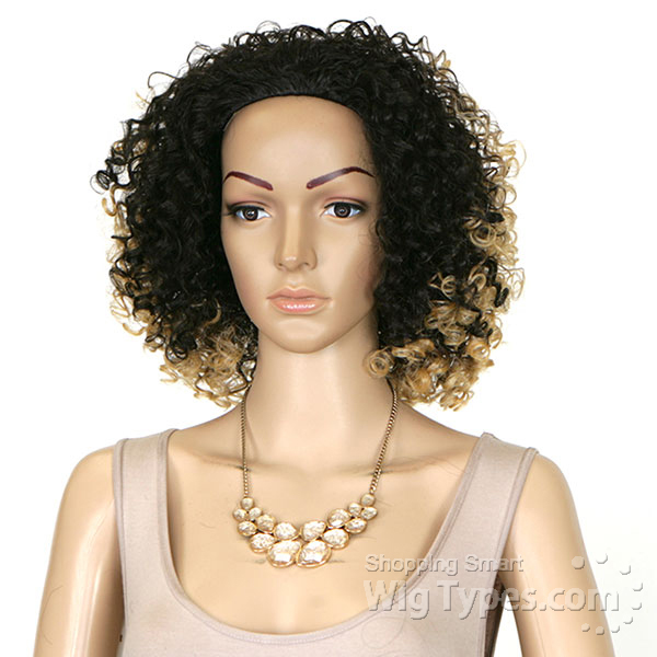 Outre Synthetic Half Wig Quick Weave UP DO U - YAZ (futura