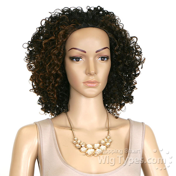 Outre Synthetic Half Wig Quick Weave UP DO U - FANCY