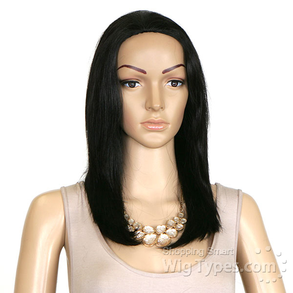 ... Hair Half Wig - NATURAL STRAIGHT. SIMPLY QUICK WEAVE - HH BRAZILIAN  NATURAL STRAIGHT 10577b71d720