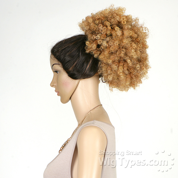 Timeless Ponytail Afro Large