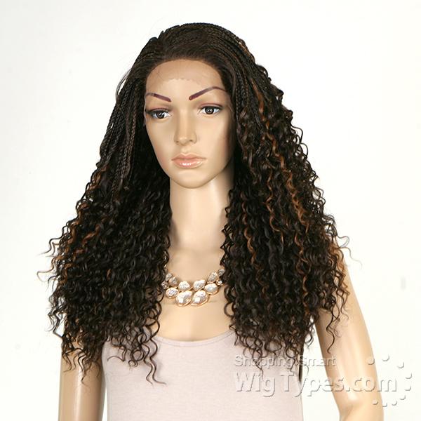 Zury Sis Lace Front Wig Swirl Afro Lace Braid Ebonyline | New Style ...
