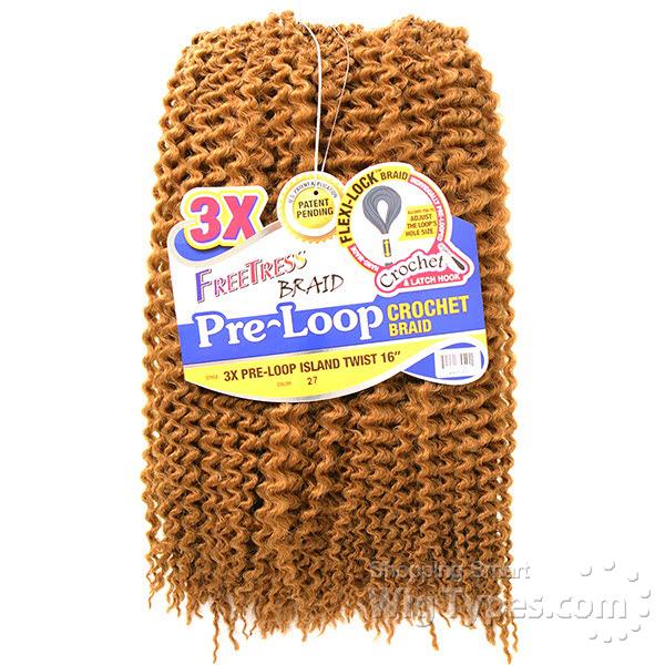 Crochet Braids Pre Loop : ... braid 3x pre loop crochet island twist braid 16 f b pre loop crochet