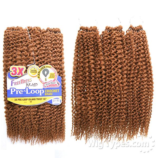 Crochet Braids Pre Loop : braid 3x pre loop crochet island twist braid 16 f b pre loop crochet ...