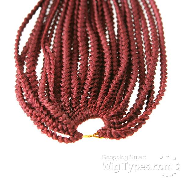Freetress Crochet Box Braids Small : FreeTress Synthetic Hair Crochet Braid SMALL Box Braids eBay
