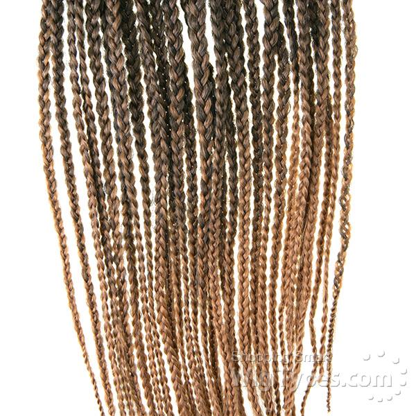 Crochet Box Braids Uk : FreeTress Synthetic Hair Crochet Braid SMALL Box Braids eBay