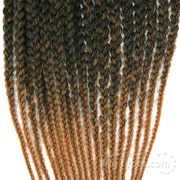Freetress Synthetic Braid Pre Feathered Box Braid 20 Wigtypescom