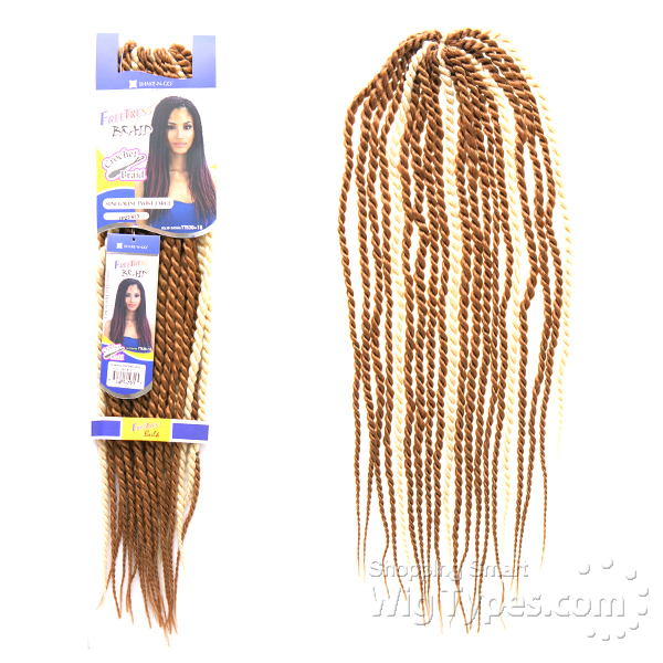 Crochet Hair Ebay : ... about FreeTress Synthetic Hair Crochet Braids Senegalese Twist Large