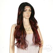 Freetress Equal Lace Front Wig Deep Invisible Part - MIZZY..