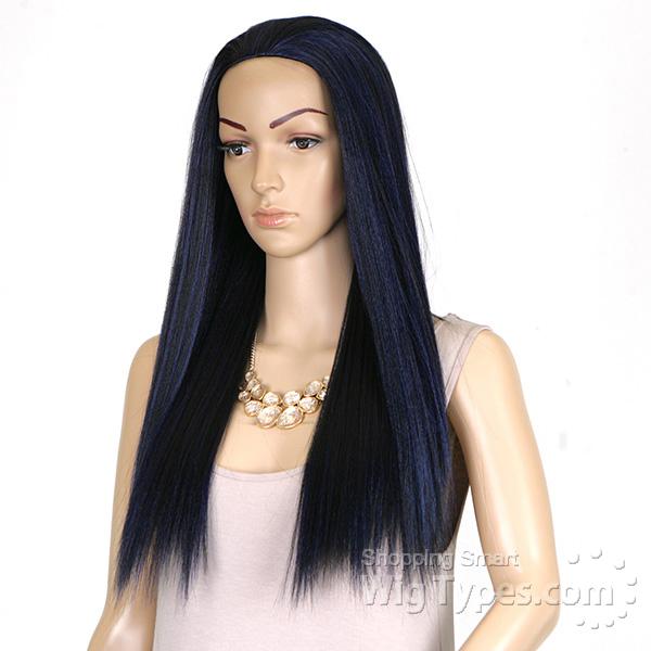 Freetress half wig wig ponytail for India diva futura