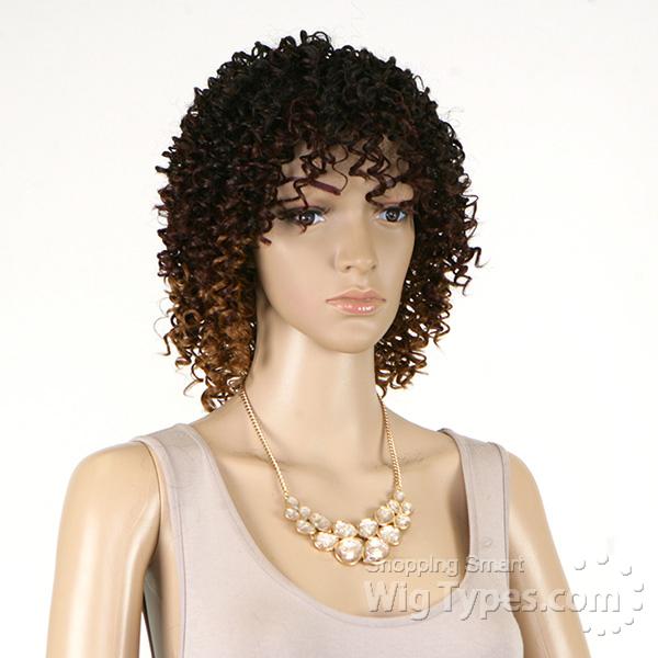 Milky Way Peruvian Human Hair Blend Wig - DANA - WigTypes.com