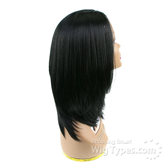 Milky Way Que Human Hair Blend Weave Bounce 10