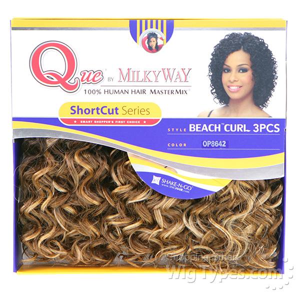 H M Beach Curl 3pcs