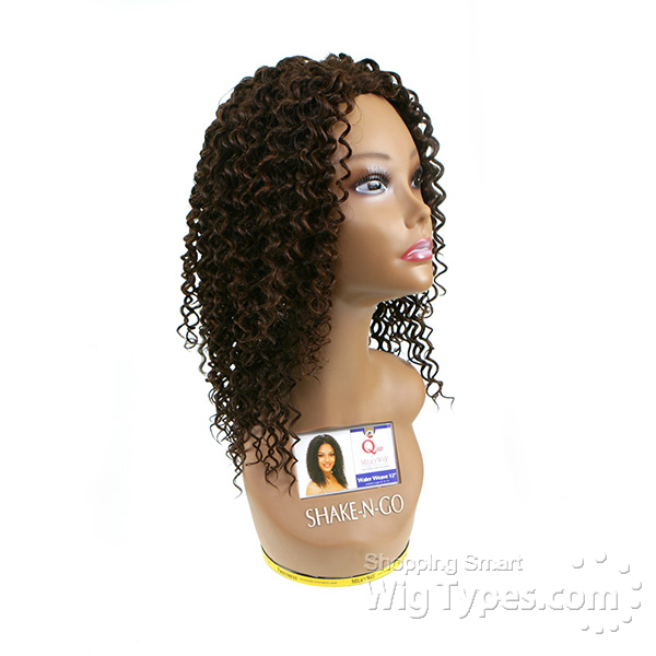 Milky Way Que Human Hair Blend Weave Hair Extensions Richardson
