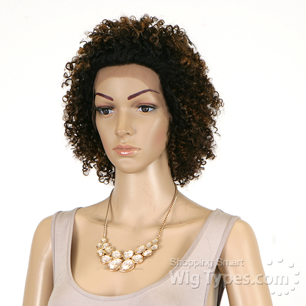 Milky Way Saga 100 Remy Human Hair Lace Front Wig
