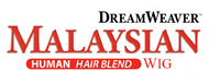 Dream Weaver Malaysian Human Hair Blend Wig