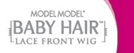 Model Model Baby Hair Lace Front Wig