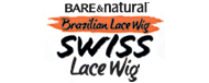 Bare and Natural Brazilian Virgin Remy Swiss Lace Wig