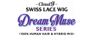 Sensationnel Cloud 9 Dream Muse Silk Based Swiss Lace Frontal Wig