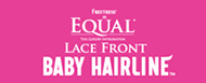 Freetress Equal Baby Hairline - Lace Front Wigs