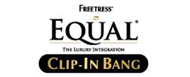 Freetress Equal - Clip in Bang