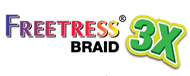 Freetress Braid - 3X