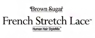 Brown Sugar French Stretch Lace Wigs