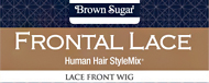Brown Sugar Frontal Lace Front Wig