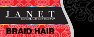 Janet Collection Synethic Braid