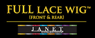 Janet Collection Full Lace Wig