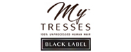 My Tresses Black Lace Wig