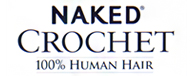 Naked 100% Human Hair Crochet