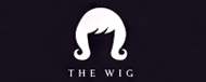 The Wig Human Hair Blend Lace Wig