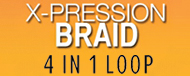 Outre X-Pression 4in1 Loop Braid