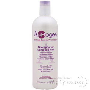ApHogee Shampoo for Damaged Hair 16oz