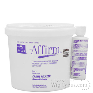 Avlon Affirm Conditioning Creme Relaxer Normal 4LB