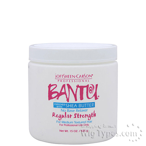 Bantu No Base Relaxer Regular 15oz