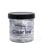 AMPRO Pro Styl Clear Ice Gel Ultra Hold 6oz
