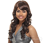 Janet Collection Easy Wear Synthetic Half Wig - EASY KINEE