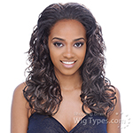 Janet Collection Easy Wear Synthetic Half Wig - EASY SUE