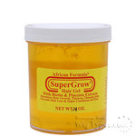 African Formula Super Grow Hair Gel 16oz